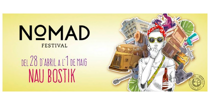 NOMAD FESTIVAL & BEXTRM